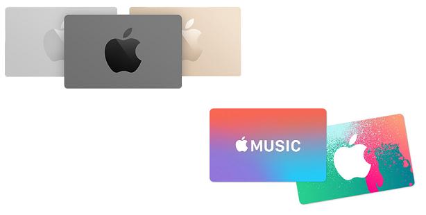 Appleギフトカード